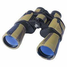AUGYMER 8x50 Binoculars,Wide Angle Binoculars for Bird Watching Hunting Fogproof Zoom Army Ultra HD Binocular with Case(AUR720)