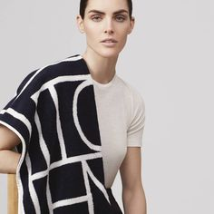 Explore The Stories — Chapter — Introducing Totême: Continental Cool from Elin Kling and Karl Lindman — THE LINE Elin Kling, Living In New York, Cool Stuff, Grid, Shawl, Mens Tops, Explore, Clothes, Prints