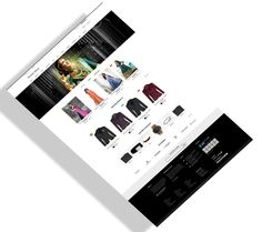 Create your online store for clothing with our responsive templates and selling your items online. So Hurry Up and create your online clothing store!! 14 Days Free Trial and Free SEO. Visit us for more information on http://theebazaar.com/ #clothingstore #onlineclothing #clothestore #onlinestore #seo