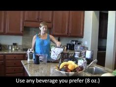 "How to Make a Delicious ""Xocai Healthy Chocolate"" Shake 