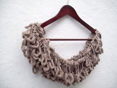 Hand crochet Long Scarf Mulberry Scarf Brown Pompom by scarfnurlu Neck Accessories, Winter Accessories, Pompom Scarf, Long Scarf, Crochet Scarves, Mother Day Gifts, Hand Crochet, Womens Scarves, Accessories