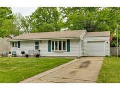1005 68th St, Windsor Heights, IA 50324. 2 bed, 1 bath, $130,000. What a house!  No ga...