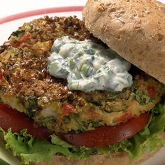 8 Homemade Veggie Burger Recipes |