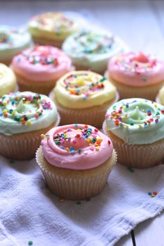 Earlier this week I talked about classic recipes that every home cook needs in their recipe box. If you are a home baker in the era of cupcakes, a Perfect Vanilla Cupcake is a must- have don't you ...