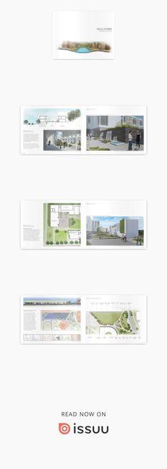 Ecological Design & Landscape Architecture Portfolio #architectureportfolio #landscapearchitectureportfolio