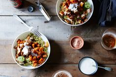 A Mexican-inspired dinner that hits on every weeknight dinner requirement.