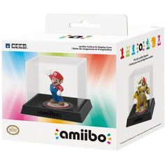 Hori amiibo Collect and Display Case ONLY 1!