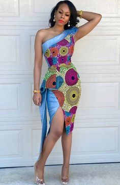 Latest Ankara Gown Styles For wedding: Top 50 Trendy And Unique Ankara Styles for wedding African Inspired Fashion, Latest African Fashion Dresses, African Print Dresses, African Print Fashion, Africa Fashion, African Dress, Ankara Fashion, African Prints, Ankara Styles For Women