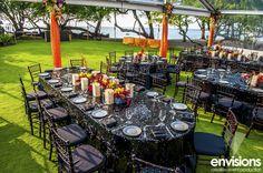 Hot Island Lava | Creative event production by Envisions Entertainment Hawaii | Maui, Hawaii