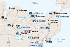 Holsteinische Schweiz Karte.Die 17 Besten Bilder Von Holsteinische Schweiz