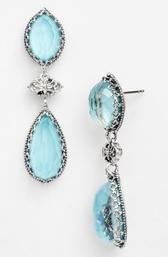 Konstantino 'Aegean' Drop Earrings available at #Nordstrom