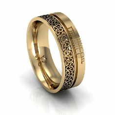 CELTIC 6MM 8MM Looking for celticinspired wedding rings with a