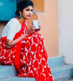 Beautiful Girl Indian, Sari, Fashion, Saree, Moda, Fasion, Saris, Trendy Fashion, Sari Dress
