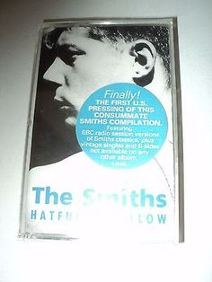 The Smiths - Hatful Of Hollow Cassette.  9 45205-4.