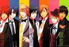 Uta no Prince-sama: Maji Love 1000% (Wallpaper)