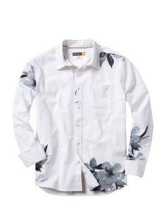 Men's Maitland Bay Shirt - QUIKSILVER