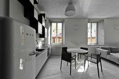 Апартаменты Bazillion: тепло и холод