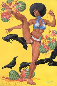 Power. Black Power . Women Empowerment. Beautiful Black Women .