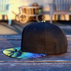 NEW Custom Hawaiian Print Snapback Unisex Hat by BespokeLA on Etsy  I love this one