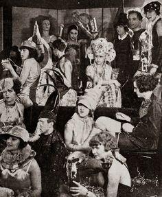 Cabaret dancers, 1927 - Berlin During The 1920s Best of Web Shrine