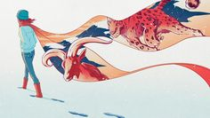 GONIART · 01 by Goni Montes, via Behance