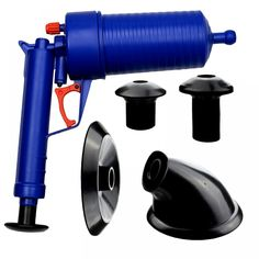 Cheap tool cleaning, Buy Quality tool can directly from China tool tool Suppliers: Mayitr High Pressure Toilet Floor Drain Canalisation Air Power Plunger Blaster Pump Cleaner Home Cleaning Tools Toilet Drain, Bathtub Drain, Drain Cleaner Tool, Clogged Pipes, Clogged Drains, Plumbing Tools, Drain Pump, Floor Drains, Water Tank