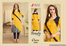 Specification :  NAME :	Sria-Clara  TOTAL DESIGN :	9  PER PIECE RATE :	 460/-  FULL CATALOG RATE :	 4140/-+(5%GST) + Shipping Charge  WEIGHT :	4  SIZE :	M | L | XL | XXL  Type :	Printed Kurtis  MOQ :	Minimum 9 Pcs.  Fabric Description :	Cotton slub Dress Neck Designs, Sleeve Designs, Blouse Designs, Kurti Sleeves Design, Plain Dress, Pakistani Dresses, Traditional Outfits, Indian Outfits, Women's Fashion Dresses
