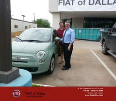 https://flic.kr/p/AYnC96 | #HappyBirthday to Clifford from Araceli Munoz at Fiat of Dallas! | deliverymaxx.com/DealerReviews.aspx?DealerCode=F741