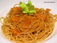 Pasta-Freitag: Spagetti alla Bottarga - Mario´s Fire Food & Fine Food Impressum: http://www.mario-kaps.de/impressum/