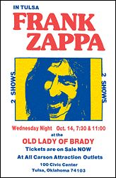 Image result for frank zappa posters
