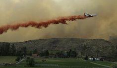 Wildfires 2015 - Event coverage at Spokesman.com