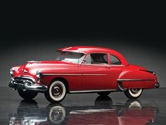1950 Oldsmobile 88 Deluxe Club Coupe Maintenance/restoration of old/vintage vehicles: the material for new cogs/casters/gears/pads could be cast polyamide which I (Cast polyamide) can produce. My contact: tatjana.alic@windowslive.com