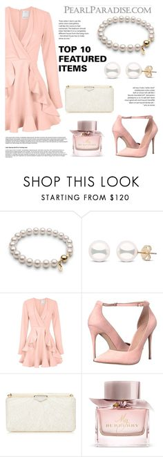 """""""Top Ten Featured Items"""" by pearlparadise ❤ liked on Polyvore featuring C/MEO COLLECTIVE, ALDO and Burberry"""
