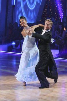 Derek Hough & Nicole Scherzinger  -  Viennese waltz  -  Dancing With the Stars  -  season 10 champs -  spring 2010