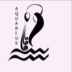 Thibedeau's aquarius tattoo