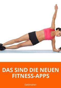 Das sind die neuen Fitness-Apps   eatsmarter.de