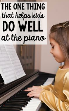 The piano is a tangible musical instrument. If you have the heart of a musician, you have to learn to play piano. You can learn to play piano through software and that's just what many busy individuals do nowadays. The piano can b Music Lessons For Kids, Piano Lessons, Kids Music, Teaching Kids, Kids Learning, Learning Piano, Piano Teaching, Teaching Resources, Piano Classes