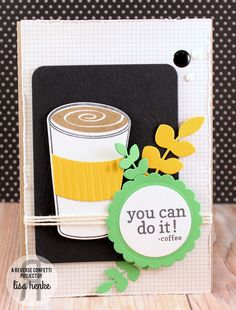 My Little Creative Escape: National Coffee Day-Fall Coffee Lovers Blog Hop