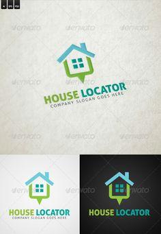 Real Estate Locator Logo