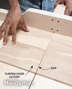 Build a Table Saw Sled                                                                                                                                                                                 More
