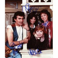 Brand new 8x10 photo from the cast of the classic TV Show.