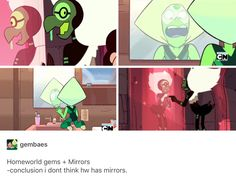 They would get confused because there are other gems that look just like them. :(