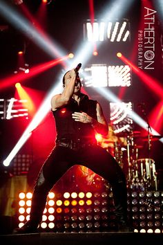 Brent Smith...Cannot wait until the day I can follow their tour!
