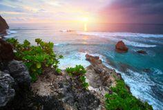 Padang Padang Beach   Bali slideshow