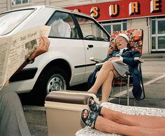 Martin Parr - Kent. Margate. 1986.