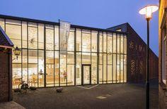 Restoration and extension Museum Nairac Barneveld