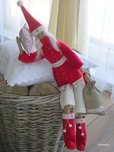 Christmas Tilda | Flickr - Photo Sharing!