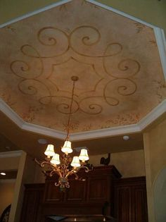 kitchen ceiling design-2