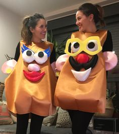 Discover recipes, home ideas, style inspiration and other ideas to try. Señor Potato, Mr Potato Head, Potato Heads, Potato Salad, Stuffed Potatoes, Cheesy Potatoes, Roasted Potatoes, Adult Costumes, Halloween Costumes