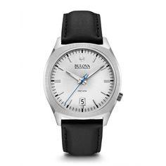 Reloj Bulova Ventana con fechador Modelo 96B213